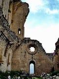 Finestra gotica fotografia stock libera da diritti