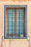 finestra italiana Fotografie Stock