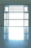 Finestra luminosa Fotografie Stock