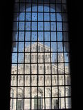 Finestra sul Duomo Fotografia Stock Libera da Diritti