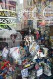 Finestra turistica del negozio Immagini Stock Libere da Diritti