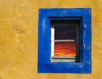 finestre Fotografia Stock