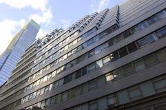 finestre del grattacielo Immagine Stock