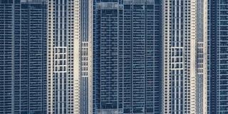 Finestre delle costruzioni del grattacielo fotografia stock libera da diritti