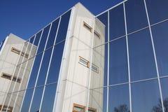 Finestre dello specchio Fotografia Stock Libera da Diritti