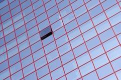 Finestre di vetro Fotografia Stock Libera da Diritti