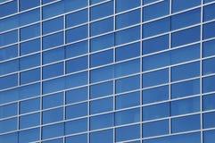 Finestre esterne di una costruzione moderna Fotografia Stock Libera da Diritti