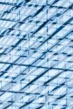 Finestre futuristiche Fotografie Stock Libere da Diritti