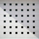 Finestre quadrate Immagine Stock
