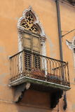 Finestre veneziane Fotografie Stock Libere da Diritti