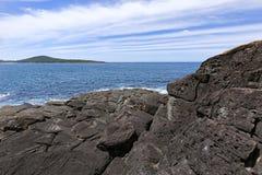 Fingal Bay Royalty Free Stock Photo