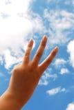 Finger Lizenzfreie Stockfotos