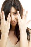 Finger Lizenzfreies Stockbild