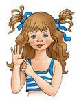 Finger Stockbilder