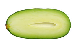 Finger Avocado Stock Image