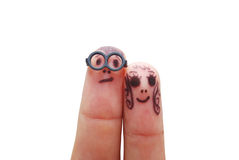 Free Finger Face Royalty Free Stock Images - 15054759
