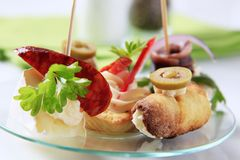 Free Finger Food Royalty Free Stock Photo - 14878325