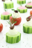 Finger food Royalty Free Stock Photo