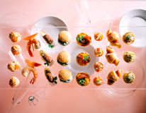 Finger food Stock Image
