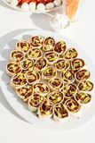 Finger-food (appetizers) Stock Photography