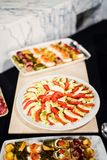 Finger-food, buffet Stock Photography