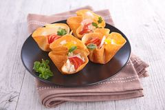 Finger food Royalty Free Stock Image