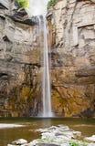 Finger lake waterfall Stock Images
