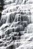 Finger lakes region waterfall Royalty Free Stock Images