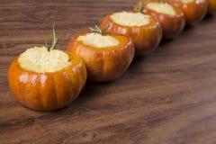 Finger-Nahrungsmittel Mini Moranga Lizenzfreies Stockfoto