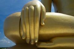 Finger Of Buddha Image Stock Photos