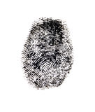 Finger Print Royalty Free Stock Photos