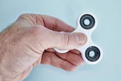 Finger Spinner royalty free stock photos