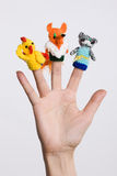 Finger Toys Stock Photos