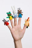 Finger Toys Stock Images