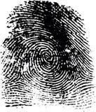 Fingerabdruck (19) Lizenzfreies Stockbild