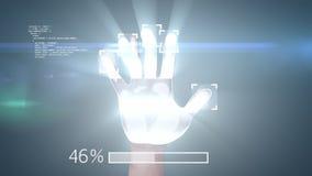 Fingerabdruck, Zugang bewilligt