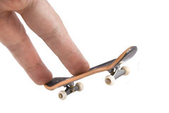 Fingerboard Royalty Free Stock Photos
