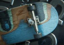 fingerboard Immagini Stock