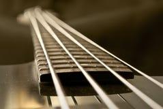 Fingerboard, close up, sepia foto de stock royalty free