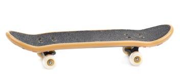 Fingerboard su bianco Immagini Stock
