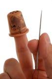 Fingerborg Fotografering för Bildbyråer