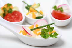 Fingerfood Royalty Free Stock Photography