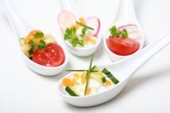 Fingerfood stockbild