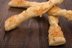 Fingerfood cheese sticks Stock Images