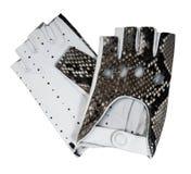 Fingerless gloves Royalty Free Stock Photography