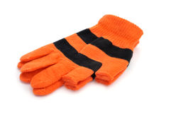 Fingerless gloves Royalty Free Stock Photos