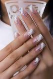 Fingernägel Stockbilder