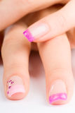 Fingernails Royalty Free Stock Images