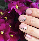 Fingernails Royalty Free Stock Photography