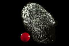 fingerprint images libres de droits